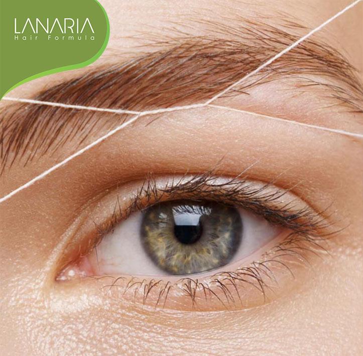کرم ابرو لاناریا- دکتر نوروزیان- lanaria